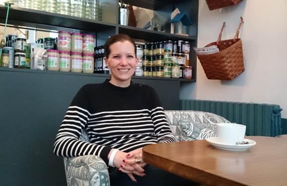 Agathe Café Pinson