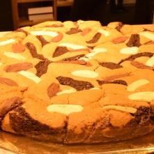 """Vous êtes fan(s) de cookie super moelleux ? ça tombe bien, vous pourrez commander ce cookie géant pour votre anniversaire à """"Scoop me a cookie""""."""