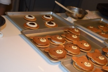 Un petit pancake nounours signé Tokyo Chocolate, ça se discute pas, ça se croque !