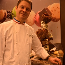 Laurent Duchêne, MOF pâtissier et chocolatier parisien