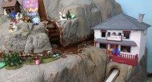 Attraction montagne de chocolat... chaud ???