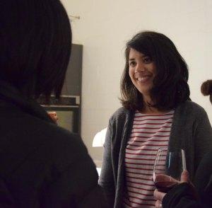 Lorena, co-fondatrice des Cocottes
